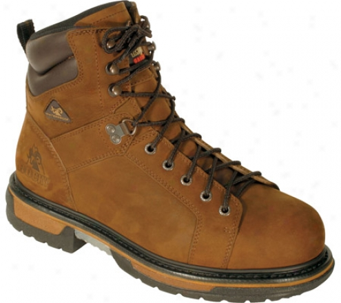 """Hard 6"""" Lace-to-toe Ironclad 5703 (men's) - Copper"""
