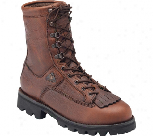 """rocky 9"""" Portland 8151 (m3n's) - Dark Brown Full Grsin"""
