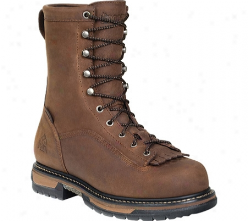 """rocky Ironclad 9"""" 5698 (men's) - Copper"""