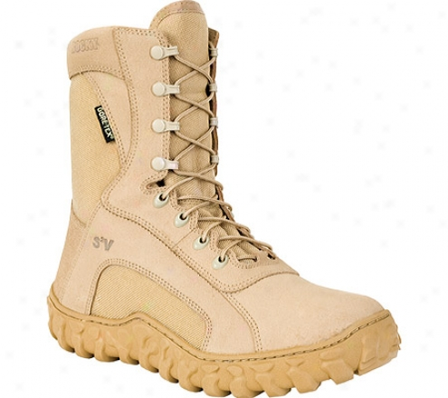 """rocky S2v 8"""" Gtx 101-1 (men's) -  Desert Tan"""