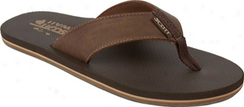 Scott Hawaii Koa (men's) - Chocolate