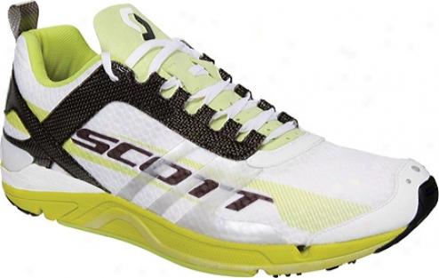 Scott T2 (men's) - White/yellow