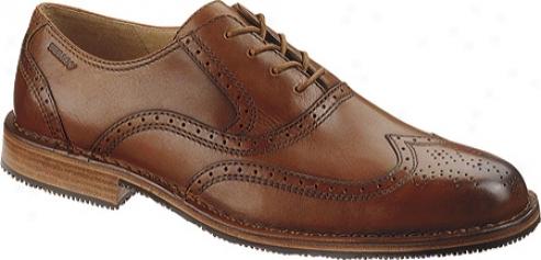 Sebago Brattle (men's) - British Tan Full Grain Leather