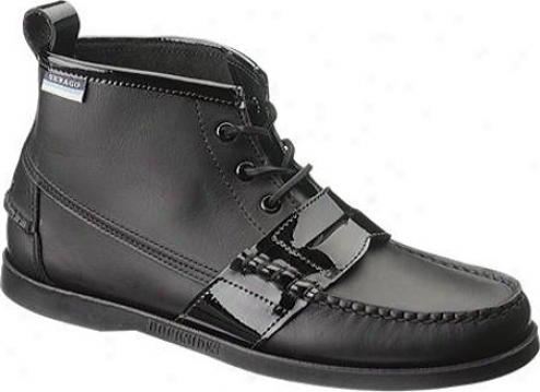 Sebago Penny Boot (men's) - Black