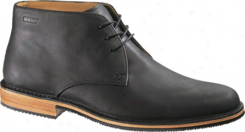 Sebago Tremont (men's) - Black Full Grain Leather