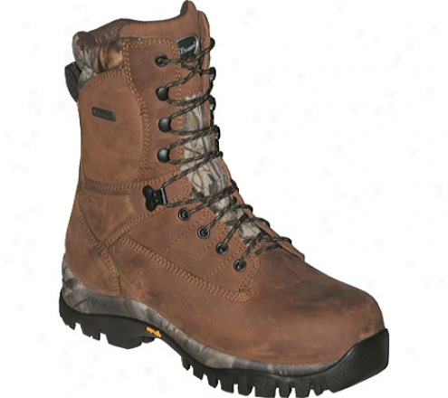"""""""sensortrak Canyon 9""""""""_Hunting Boot (men's) - Brown Crazy Horse Leather"""""""