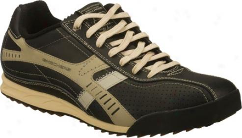 Skechers Ascoli Piceno (men's) - Black/brown