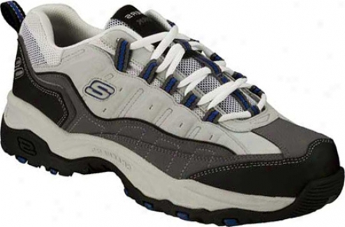 Skechers Canyon (men's) - Gray/charcoal