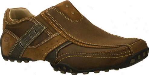 Skechers Citywalk Grazer (men's) - Dark Brown