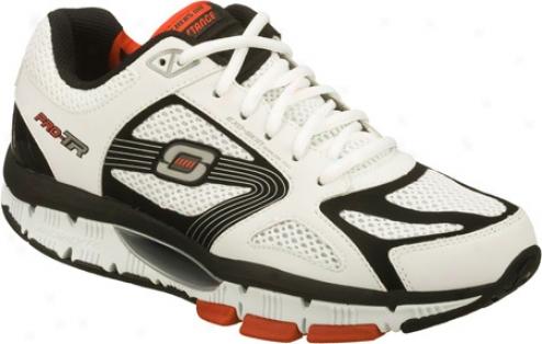 Skechers Pro T R (men's) - White