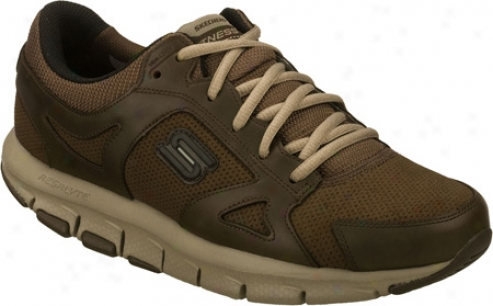 Skechers Shape Up Liv Alive (men's) - Brown