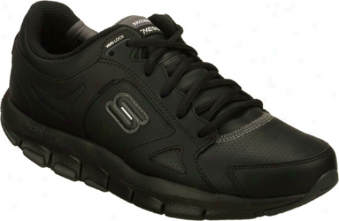 Skechers Shape Ups Liv Now (men's) - Black