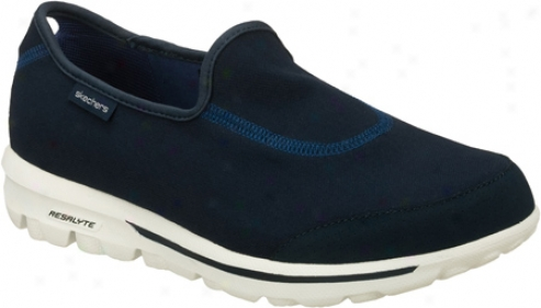Skechers Skechers Gowalk (men's) - Navy/navy
