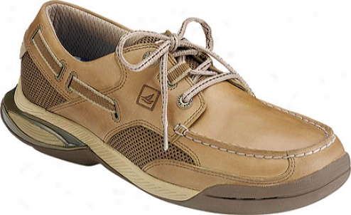 Sperry Tops-oder Asv Classic (men's) - Tan Leather