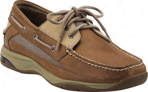 Sperry Top-sider Billfish Asv (men's) - Tan Leather