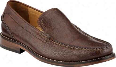 Sperry Top-sider Gold Cup Dress Casual Venettian (men's) - Pebbled Chestnut Leather