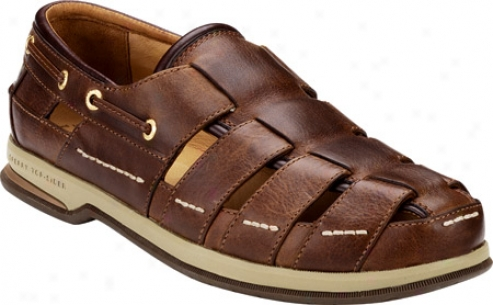 Sperry Top-sider Gold Cup Fisherman (men's) - Cognac Leather