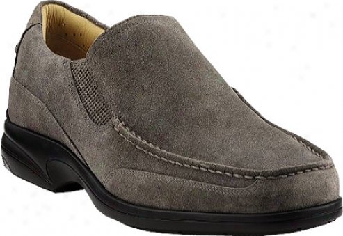 Sperry Top-sider Gold Dress Casual Gore Asv (men's) - Dark Grey Suede