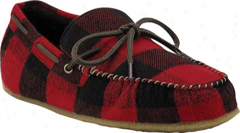 Sperry Top-sider R&r Moc (men's) - Red Buffalo
