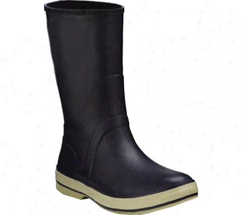 Sperry Top-sider Rubber Boot (jen's) - Navy Rubber