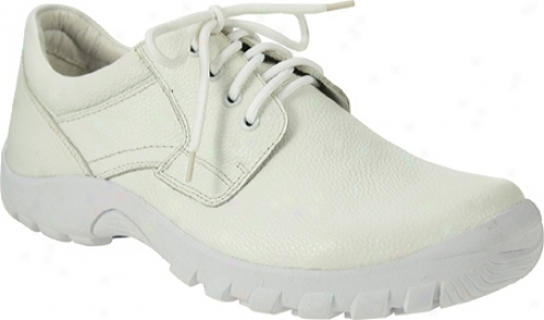 Spring Step Berman (men's) - White Leather