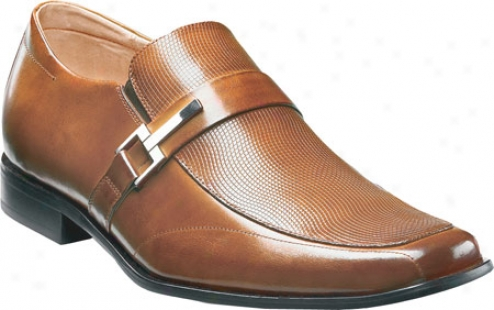 Stacy Adams Beau 24692 (men's) - Cognac Leather
