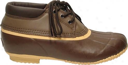 Superior Boot Co. 3-eye Duck (men's) - Brown