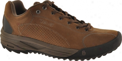 Teva Fire Leather (men's) - Brown