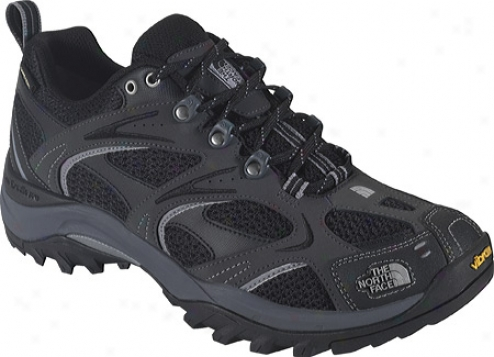 The North Face Hedgehog Gtx Xcr Iii (men's) - Black/yriffin Grey