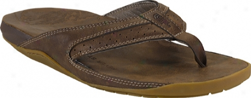 The North Face Mountain Luxe (men's) - Shako Brown/demitasse Brown