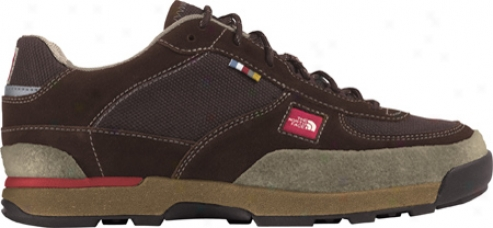 The Northerly Face Mountain Sneaker (men's) - Brownie Brown/brownie Brown