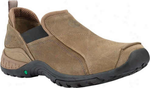 Timberland City Adventure Front Country Slip-on (men's) -  Tan/red