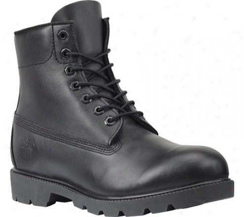 """timbberland Classic 6"""" Basic Boot (men's) - Briar Smooth Leather"""