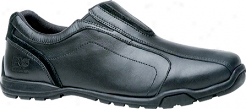 Timberland Dorset (men's) - Black Leather