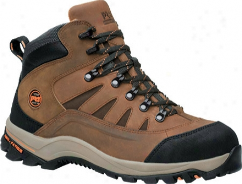 Timberland Helix Hiker Safety Toe (men's) - Broan Nubuck