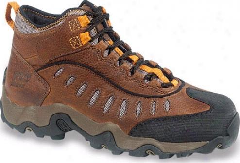 Timberland Mudslinger Mid Steel Toe (men's) - Bear Track Autumn