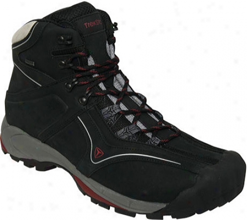 Treksta Assault Gtx (men's) - Black/red