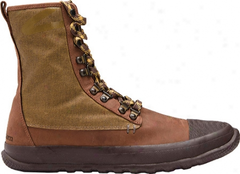Tretorn Klipporone Combo (men's) - Spice Brown/capers