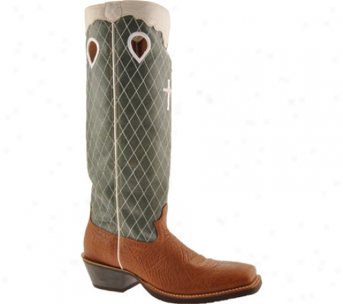 Twisted X Boots Mbk0015 (men's) - Aztec Shoulder/green Lather