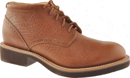 Twisted X Boots Mcs0091 (men's) - Aztec Oiled Shoulder/cognac Tooled Leather