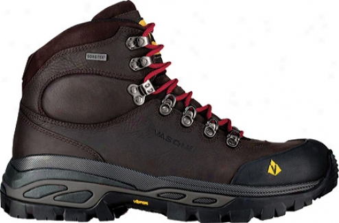 Vasque Bitteroot Gtx (men's) - Slate/chili Pepper