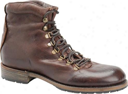 Vintage Shoe Company Hammond (men's) - Chocoltae Harness