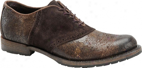 Vintage Shoe Company Harding (men's) - Brown Vkntage