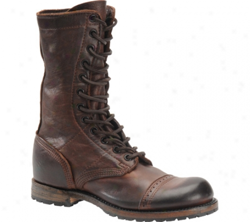 Vintage Shoe Visitor Nathaniel Jump Boot (men's) - Chocolate Harness