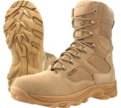 Wellco X-4orce (men's) - Tan