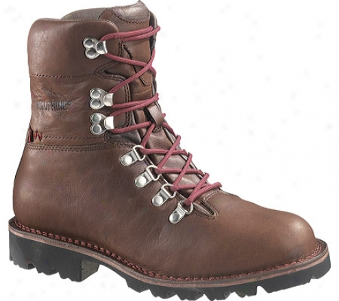 """wolverine Bfanson Gore-tex Waterproof 8"""" Hiker (men's) - Brown"""