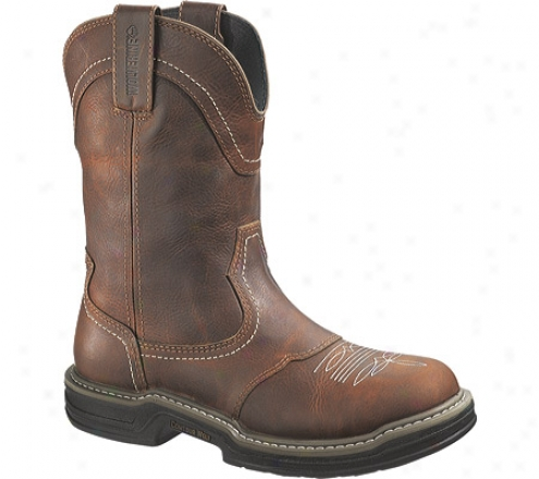 Wolverine Darco Multishox Contour Welt Wp Internal Met St Eh (men's) - Brown