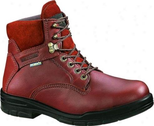 """""""wolverine Durasyock Sr Boot 6""""""""-steel Toe Eh (men's) - Brown"""""""