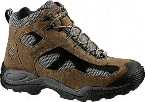 Wolverine Slip Resistant Steel-toe Static Dis Ath Middle - Olive/sand