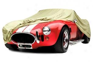 1955-11976 Chevy Bel Air Coverfraft Tan Flannel Car Covrr